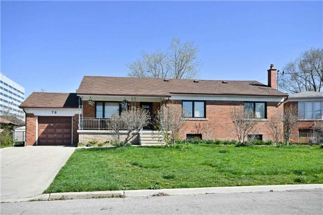 For Sale: 76 Cork Avenue, Toronto, ON | 3 Bed, 2 Bath House for $998,800. See 20 photos!