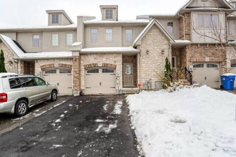 Townhouse for sale at 76 Curzon Cres Guelph Ontario - MLS: X4998282