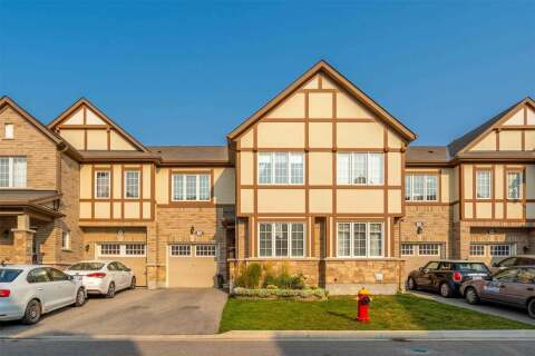 Townhouse for sale at 76 Dredge Ct Milton Ontario - MLS: W4924983