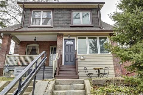 Townhouse for sale at 76 Duvernet Ave Toronto Ontario - MLS: E4736068