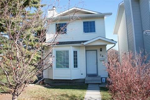 House for sale at 76 Edgeburn Cres Northwest Calgary Alberta - MLS: C4286013