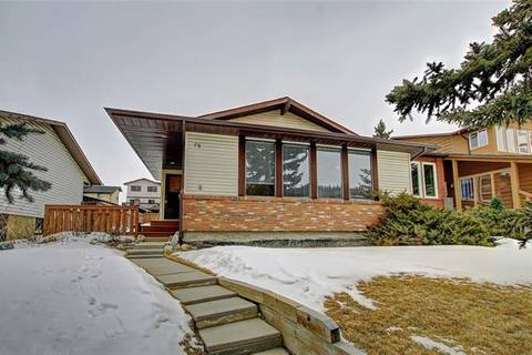 House for sale at 76 Edgewood Dr Northwest Calgary Alberta - MLS: C4291095