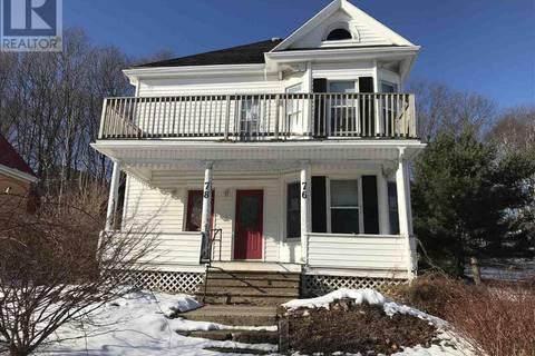 Townhouse for sale at 76 Elm St New Glasgow Nova Scotia - MLS: 201903779