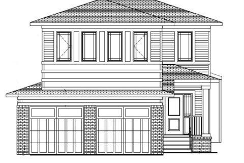 House for sale at 76 Emberside Glen Cochrane Alberta - MLS: A1038004