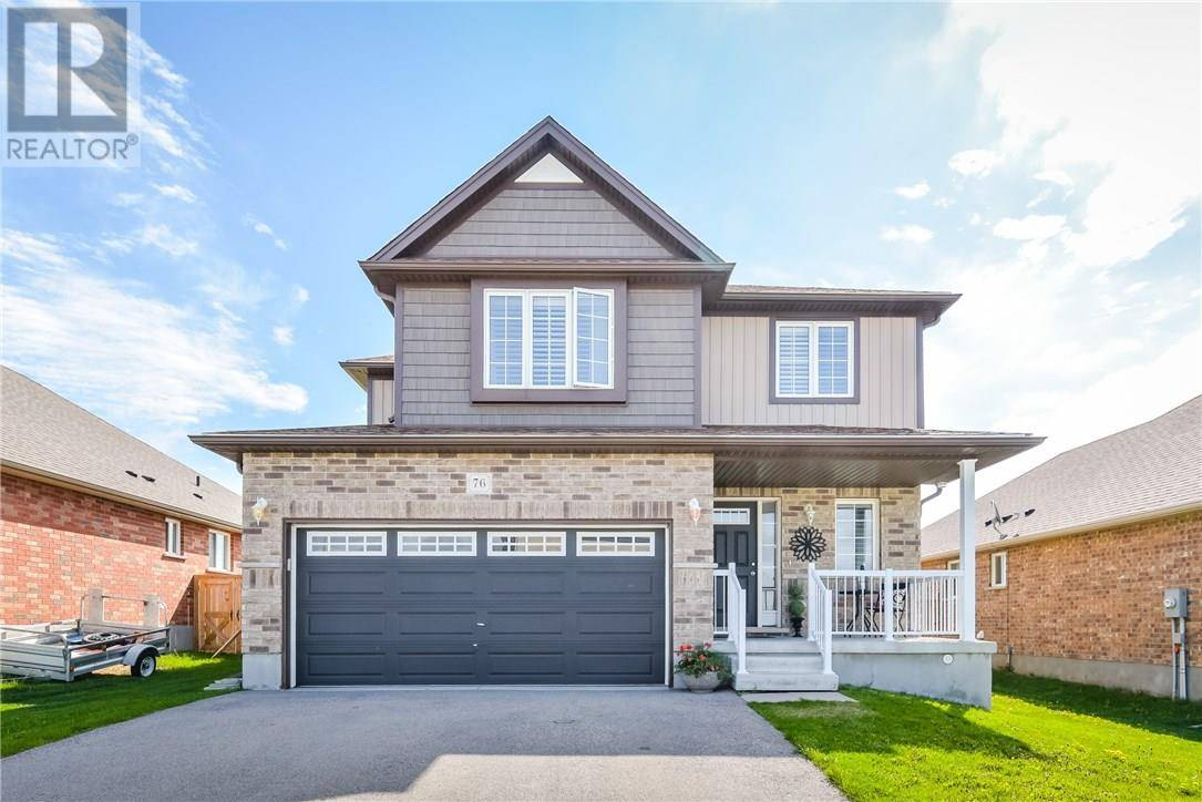House for sale at 76 English Cres Plattsville Ontario - MLS: 30756037