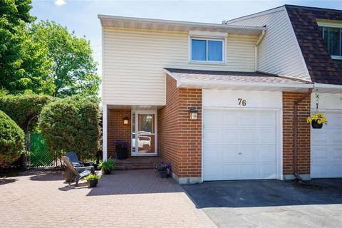 House for sale at 76 Erin Cres Ottawa Ontario - MLS: 1157113