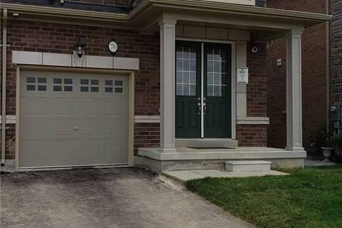 Townhouse for rent at 76 Finegan Circ Brampton Ontario - MLS: W4577213