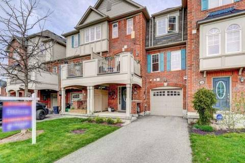 Townhouse for sale at 76 Finney Terr Milton Ontario - MLS: W4454488