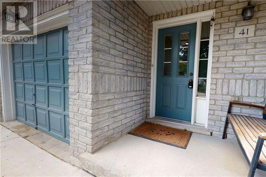 Townhouse for sale at 76 Frances Ave Hamilton Ontario - MLS: 30826324