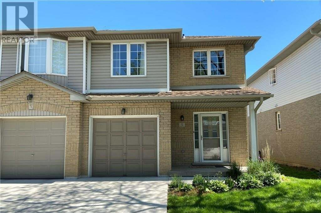 Townhouse for sale at 76 Frances Ave Stoney Creek Ontario - MLS: 30810432