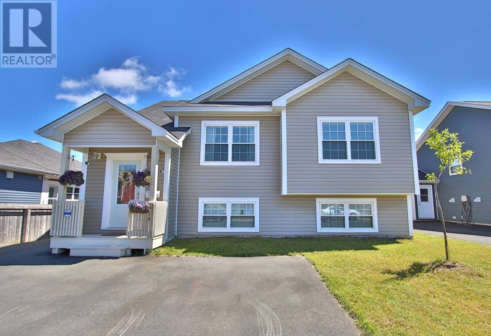 House for sale at 76 Glenlonan St St. John's Newfoundland - MLS: 1201120