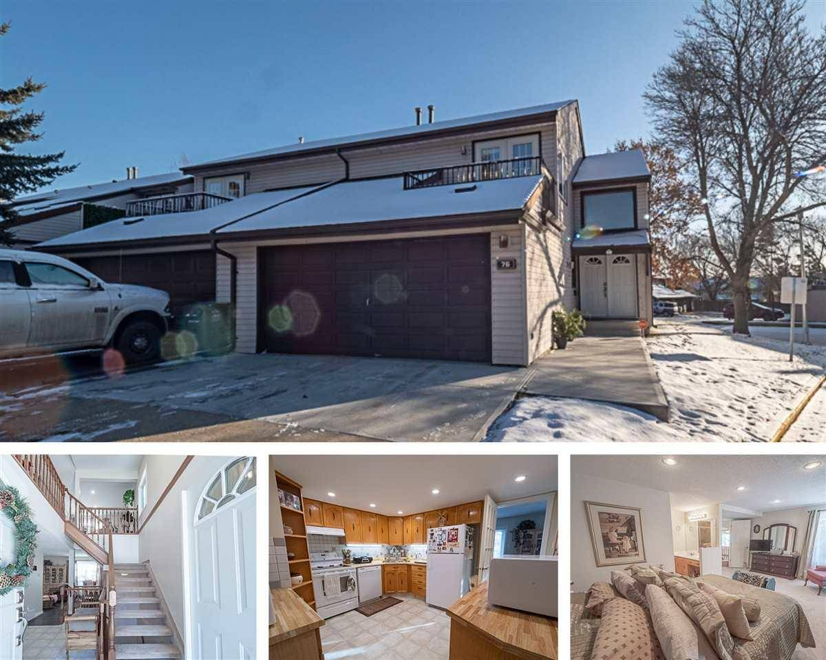 Townhouse for sale at 76 Grandin Wo  St. Albert Alberta - MLS: E4181613