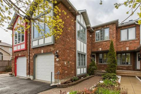 Townhouse for sale at 76 Grenadier Wy Ottawa Ontario - MLS: 1152210