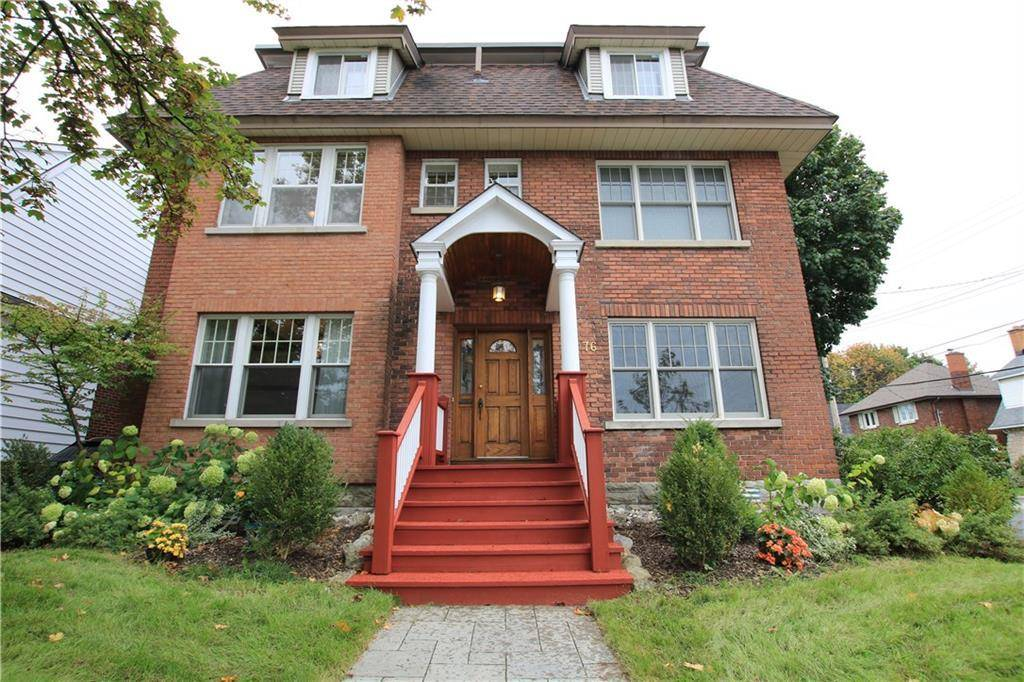 House for rent at 76 Gwynne Ave Ottawa Ontario - MLS: 1172044