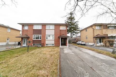 Townhouse for sale at 76 Habitant Dr Toronto Ontario - MLS: W4723767