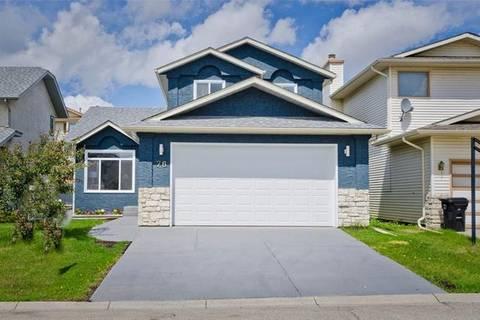 House for sale at 76 Hawkdale Cs Northwest Calgary Alberta - MLS: C4237861