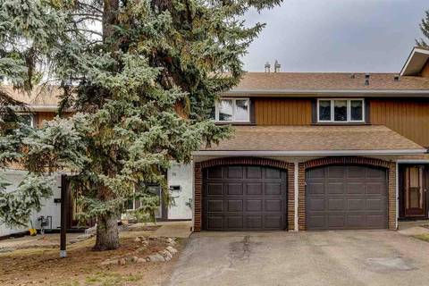 Townhouse for sale at 76 Hearthstone Ave Nw Edmonton Alberta - MLS: E4153069