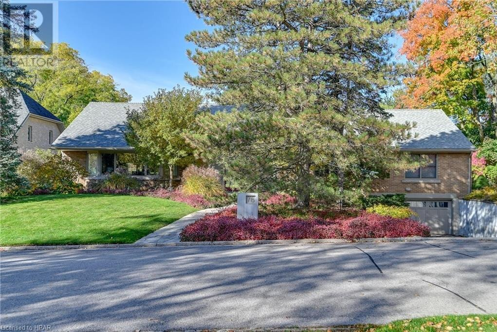 House for sale at 76 Hillcrest Dr Stratford Ontario - MLS: 40031983
