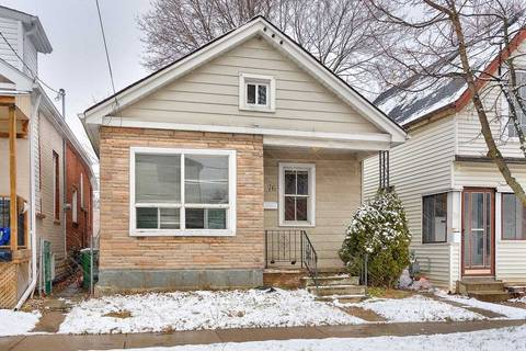 House for sale at 76 Holmes Ave Hamilton Ontario - MLS: X4694579