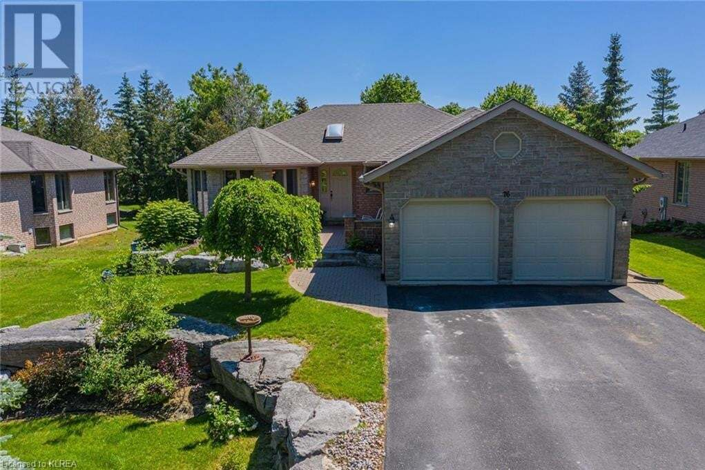 House for sale at 76 Island Bay Dr Bobcaygeon Ontario - MLS: 266996