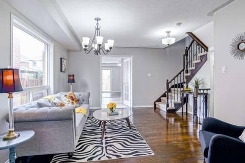 Townhouse for sale at 76 Lake Louise Dr Brampton Ontario - MLS: W4554013