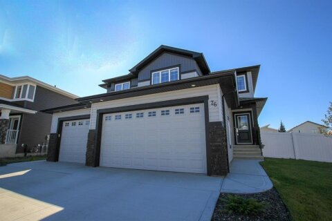 Townhouse for sale at 76 Latoria Ct Rural Red Deer County Alberta - MLS: A1039217