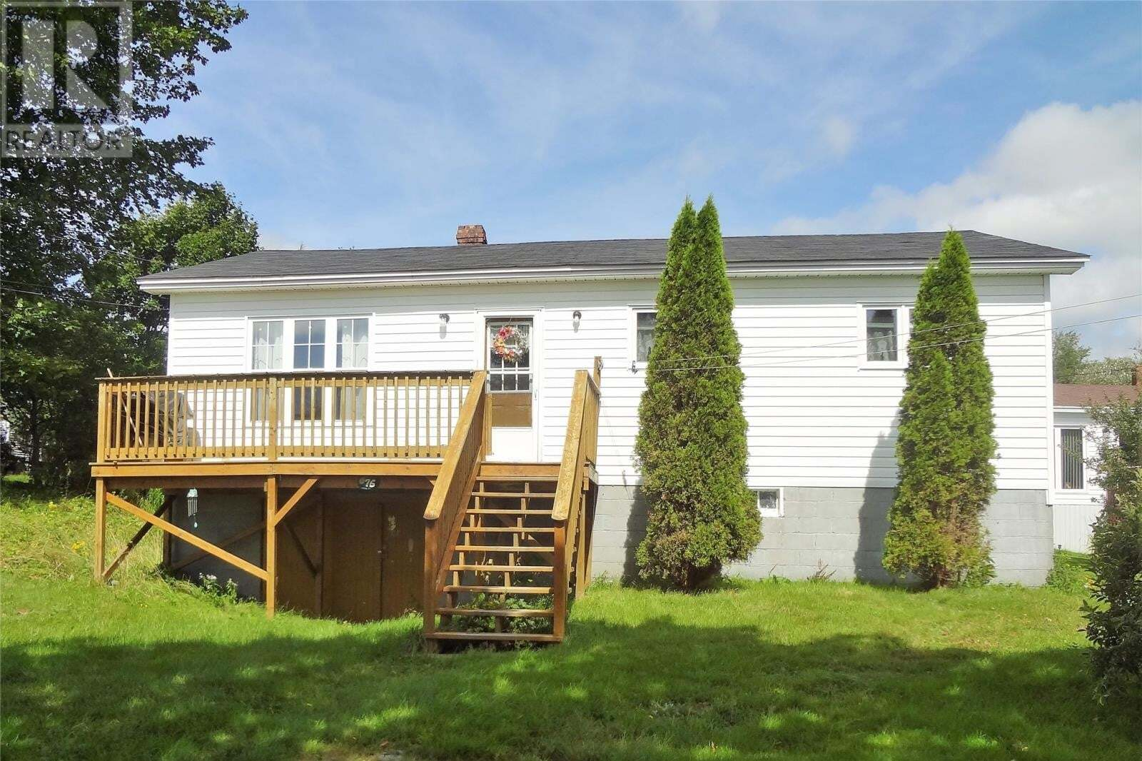 House for sale at 76 Lemarchant St Carbonear Newfoundland - MLS: 1221020