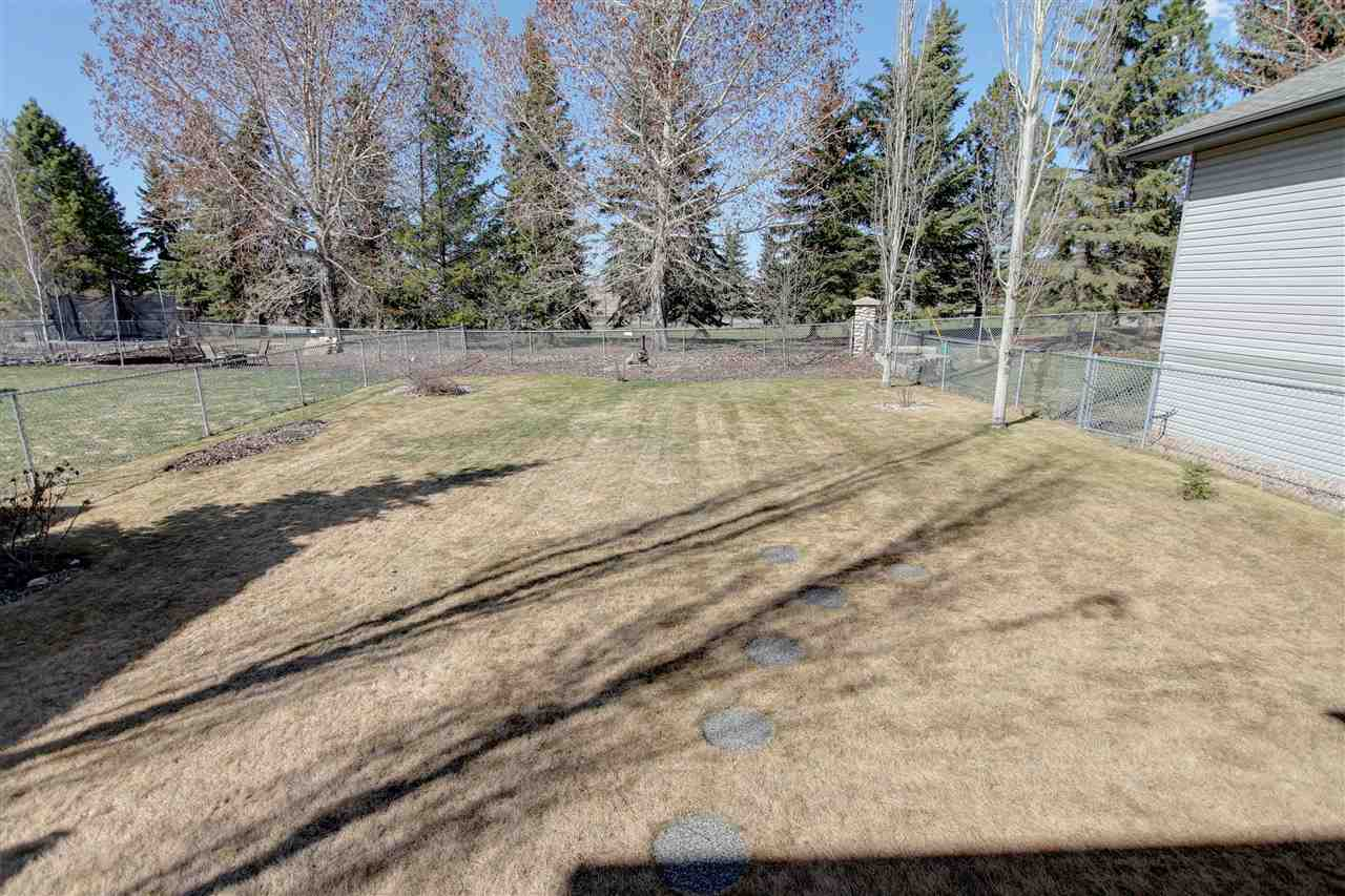 For Sale: 76 Linksview Drive, Spruce Grove, AB | 4 Bed, 3 Bath House for $439,900. See 26 photos!