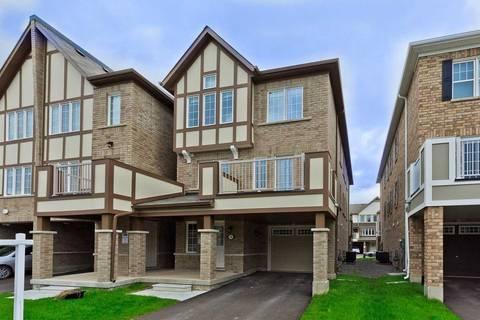 Townhouse for sale at 76 Locker Pl Milton Ontario - MLS: W4483716