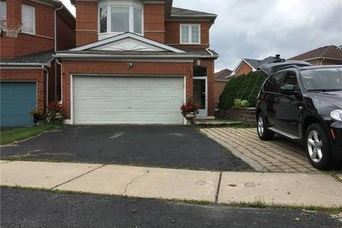 House for rent at 76 Mansfield Ln Markham Ontario - MLS: N4692875