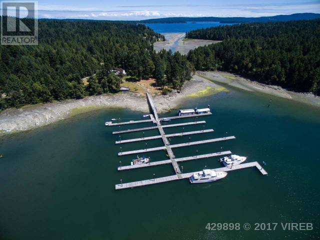 Commercial property for sale at 76 Marina Rd Thetis Island British Columbia - MLS: 429898