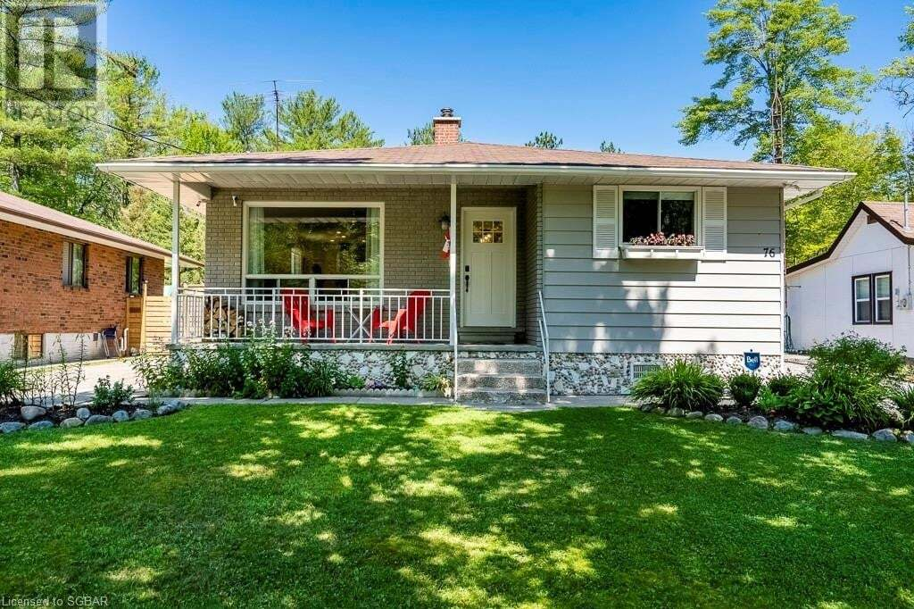 House for sale at 76 Mcmahan Rd Tiny Twp Ontario - MLS: 275778