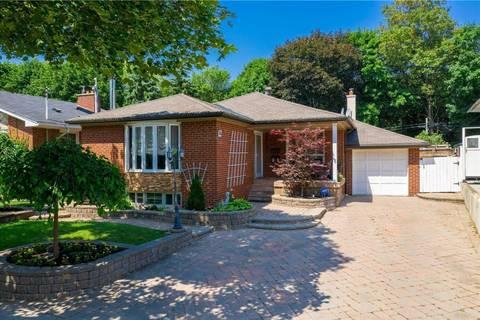House for sale at 76 Meldazy Dr Toronto Ontario - MLS: E4592697