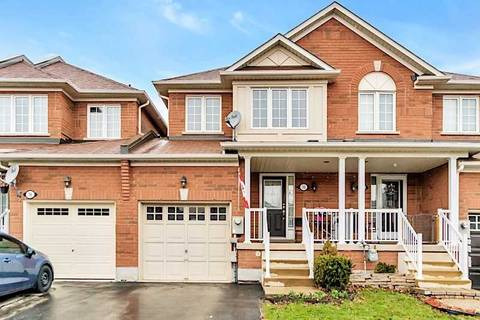 Townhouse for sale at 76 Mowat Cres Halton Hills Ontario - MLS: W4420197