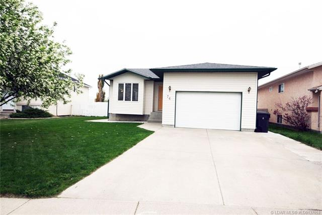Removed: 76 Mt Rundle Way West, Lethbridge, AB - Removed on 2018-11-20 04:12:34