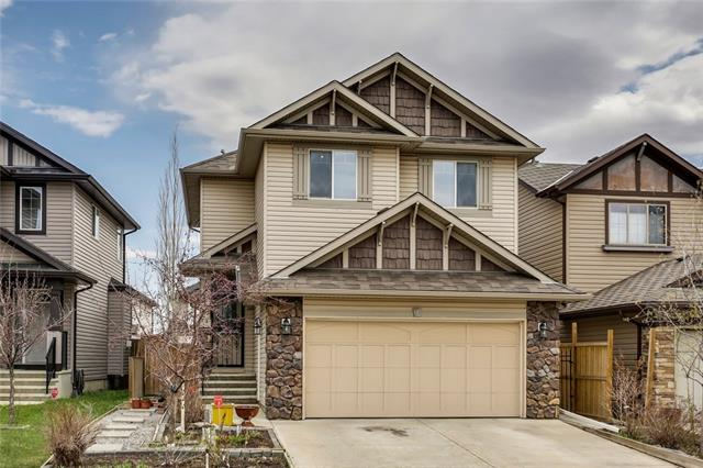 For Sale: 76 New Brighton Drive Southeast, Calgary, AB   4 Bed, 4 Bath House for $565,000. See 37 photos!