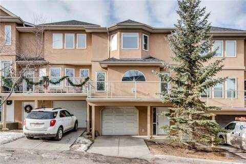 Townhouse for sale at 76 Patina Te Southwest Calgary Alberta - MLS: C4299696