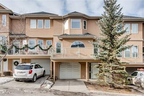 Townhouse for sale at 76 Patina Te Southwest Calgary Alberta - MLS: C4283408