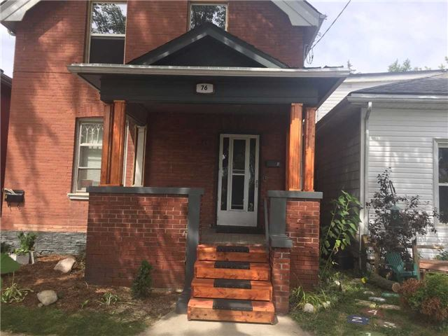 For Sale: 76 Richmond Street, Brantford, ON | 2 Bed, 2 Bath Townhouse for $309,800. See 11 photos!