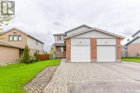 House for sale at 76 Ridgeway Cres Kitchener Ontario - MLS: 30732634