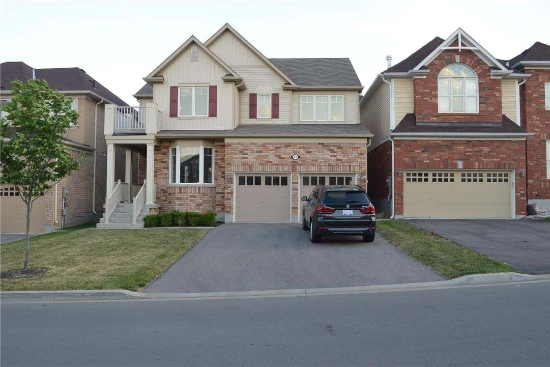 House for rent at 76 Roelfson Dr Ancaster Ontario - MLS: H4090054