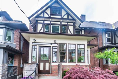 Townhouse for sale at 76 Rusholme Rd Toronto Ontario - MLS: C4479710