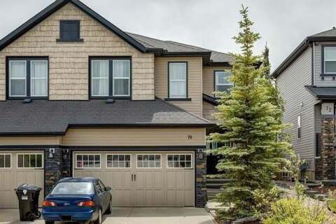 Townhouse for sale at 76 Sage Hill Point(e) Northwest Calgary Alberta - MLS: C4305978