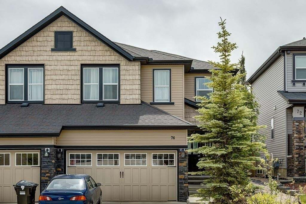 Townhouse for sale at 76 Sage Hill Pt NW Sage Hill, Calgary Alberta - MLS: C4305978