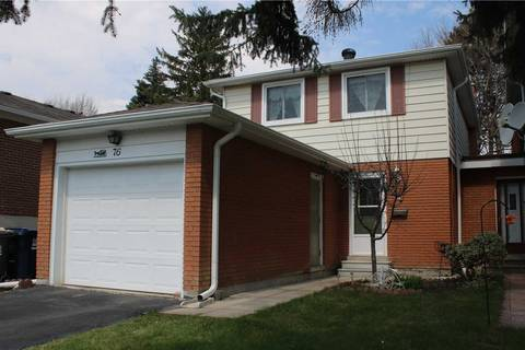 Residential property for sale at 76 Seneca Hill Dr Toronto Ontario - MLS: C4422987