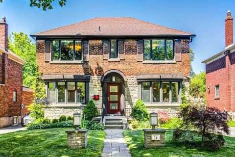 House for sale at 76 Shallmar Blvd Toronto Ontario - MLS: C4788231