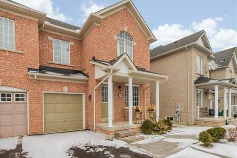 Townhouse for sale at 76 Tianalee Cres Brampton Ontario - MLS: W4694887