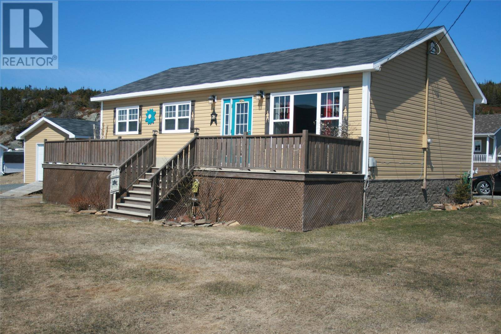House for sale at 76 Upper Jenkins Cove Rd Twillingate Newfoundland - MLS: 1213166