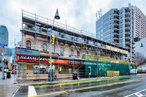 Commercial property for lease at 76 Wellesley St Toronto Ontario - MLS: C4436272