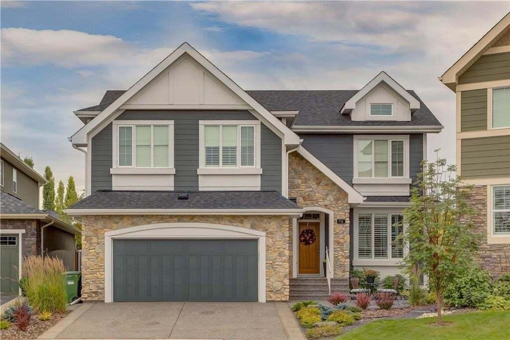House for sale at 76 Westland Cr SW West Springs, Calgary Alberta - MLS: C4293521